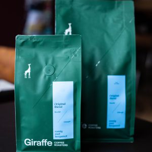 GIRAFFE COFFEE 350 GRAM